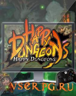 Постер игры Happy Dungeons