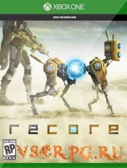 Постер игры ReCore