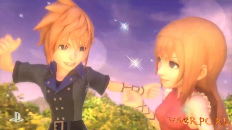 World of Final Fantasy screen 3