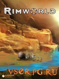 Постер игры RimWorld