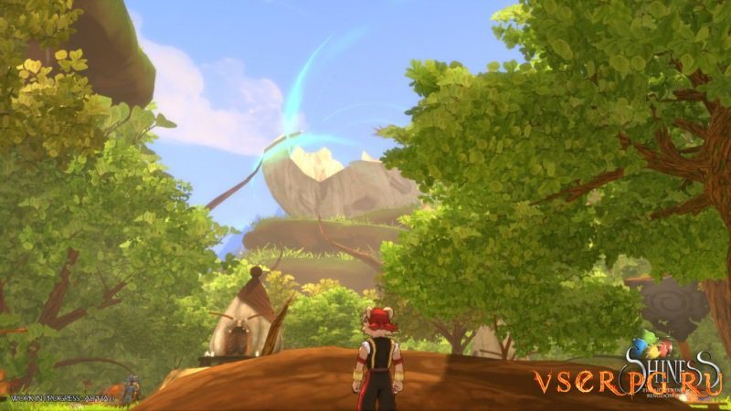 Shiness The Lightning Kingdom screen 2