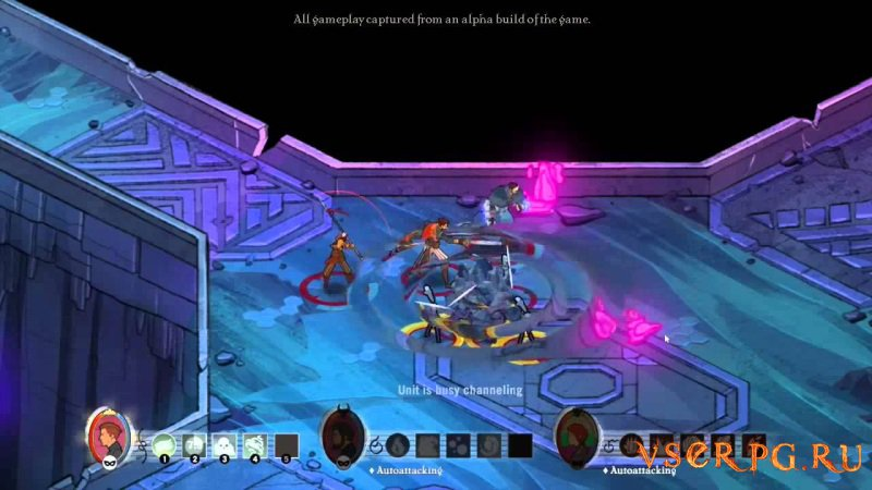 Masquerada Songs and Shadows screen 2
