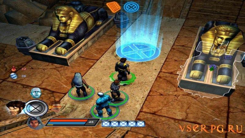 X-Men Legends 2: Rise of Apocalypse screen 2