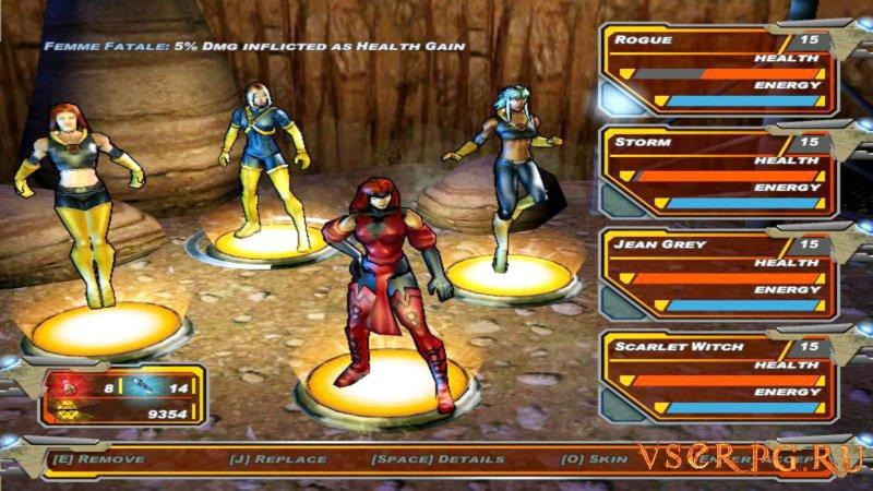 X-Men Legends 2: Rise of Apocalypse screen 1