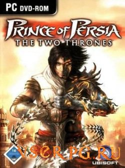 Постер игры Prince of Persia The Two Thrones