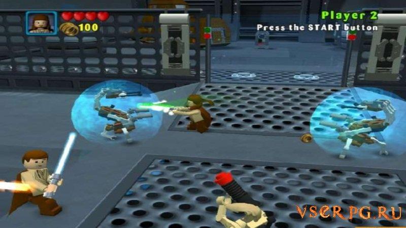 LEGO Star Wars screen 2