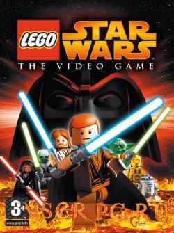 Постер игры LEGO Star Wars