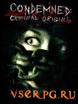 Постер игры Condemned