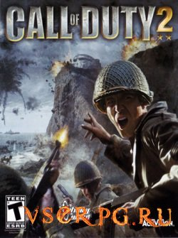 Постер игры Call of Duty 2