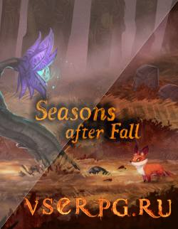 Постер игры Seasons after Fall