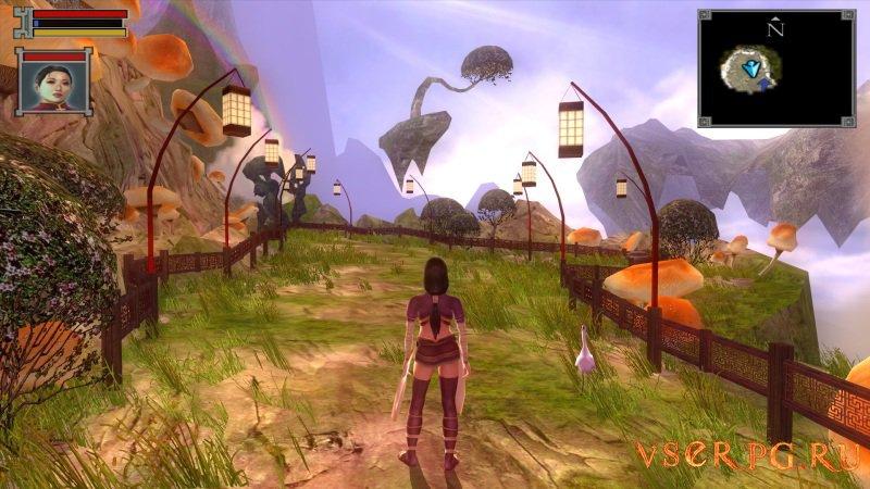 Jade Empire screen 2