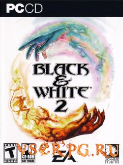 Постер игры Black & White 2