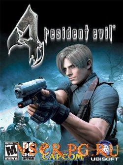 Постер игры Resident Evil 4