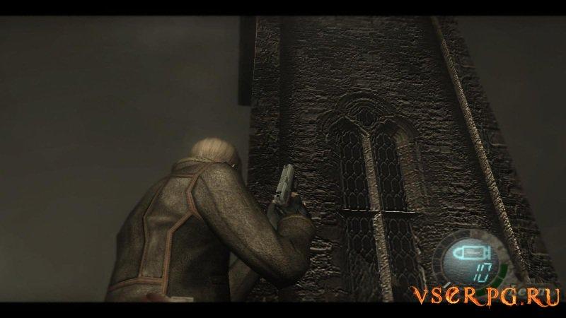 Resident Evil 4 screen 1