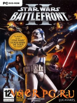 Постер игры Star Wars Battlefront 2