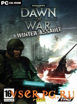Постер игры Dawn of War Winter Assault