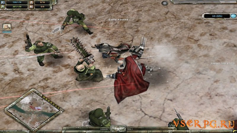 Dawn of War Winter Assault screen 3