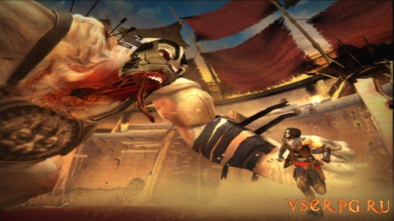 Принц Персии: Два Трона screen 2