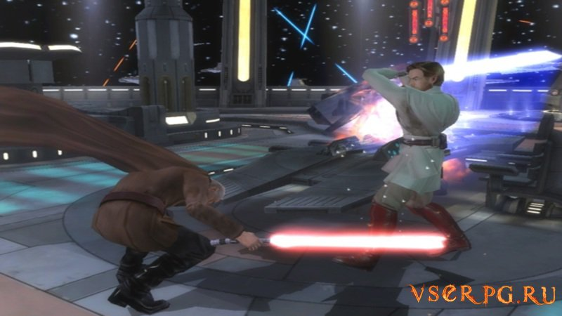 Star Wars: Revenge of the Sith screen 1
