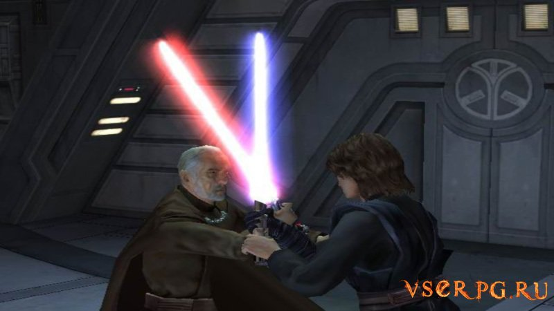 Star Wars: Revenge of the Sith screen 2