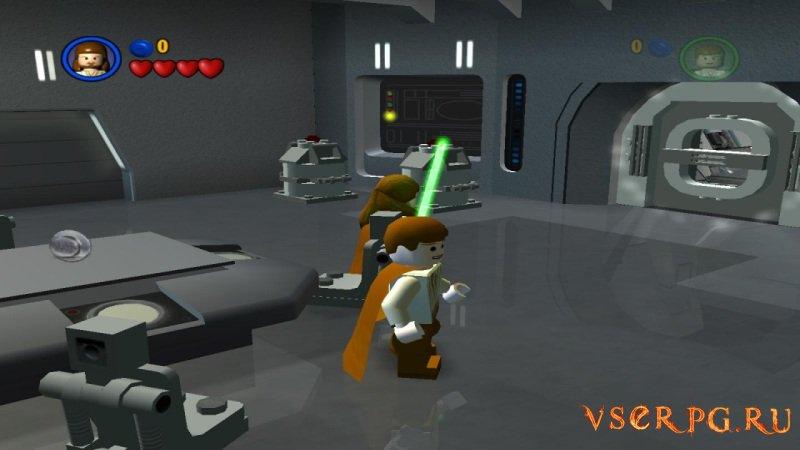 Лего: Звездные войны screen 2