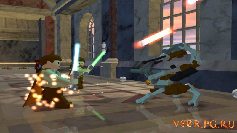 Лего: Звездные войны screen 3