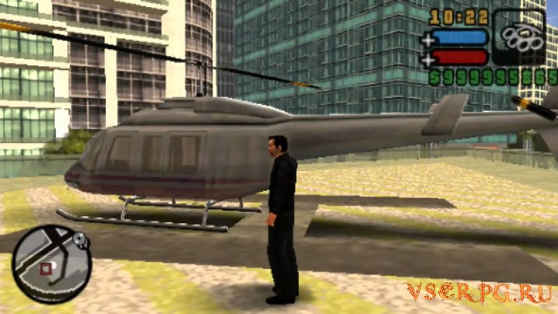 Liberty City Stories screen 2
