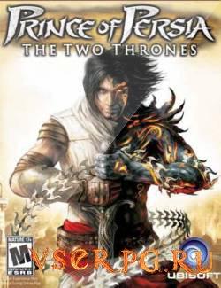 Постер игры Принц Персии: Два Трона
