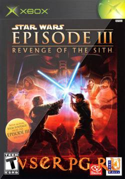 Постер игры Star Wars: Revenge of the Sith