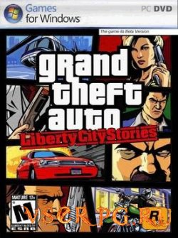 Постер игры Liberty City Stories