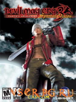 Постер игры Devil May Cry 3