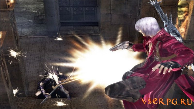 Devil May Cry 3 screen 2