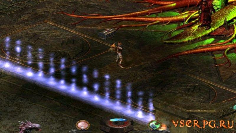 Sacred Underworld screen 2