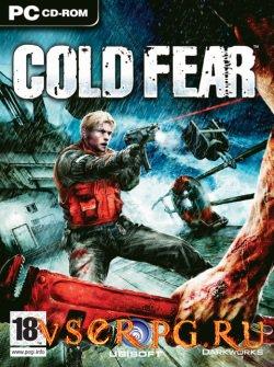 Постер игры Cold Fear