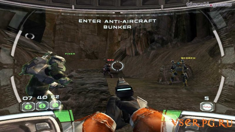 Star Wars Republic Commando screen 2