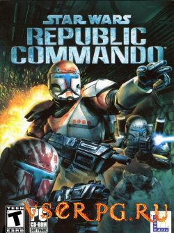 Постер игры Star Wars Republic Commando