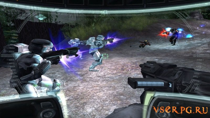 Star Wars Republic Commando screen 1