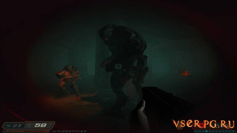 Doom 3 Resurrection of Evil screen 2