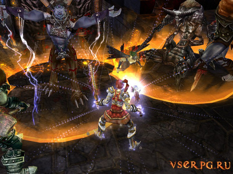 Dungeon Siege 2 screen 3
