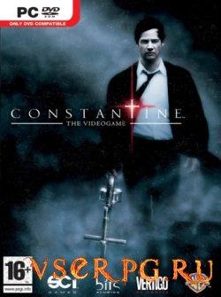 Постер игры Constantine
