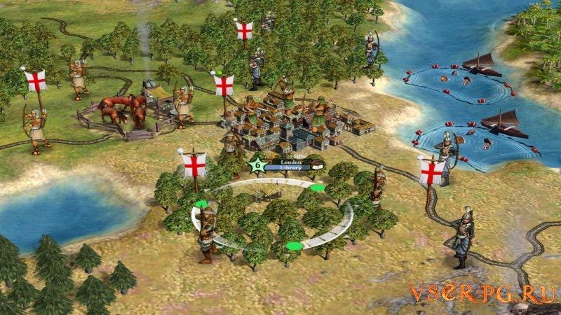 Civilization 4 screen 2