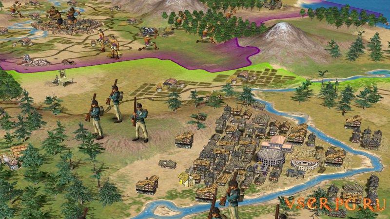 Civilization 4 screen 1