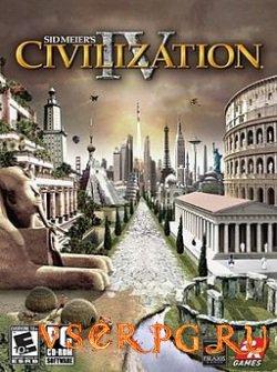 Постер игры Civilization 4