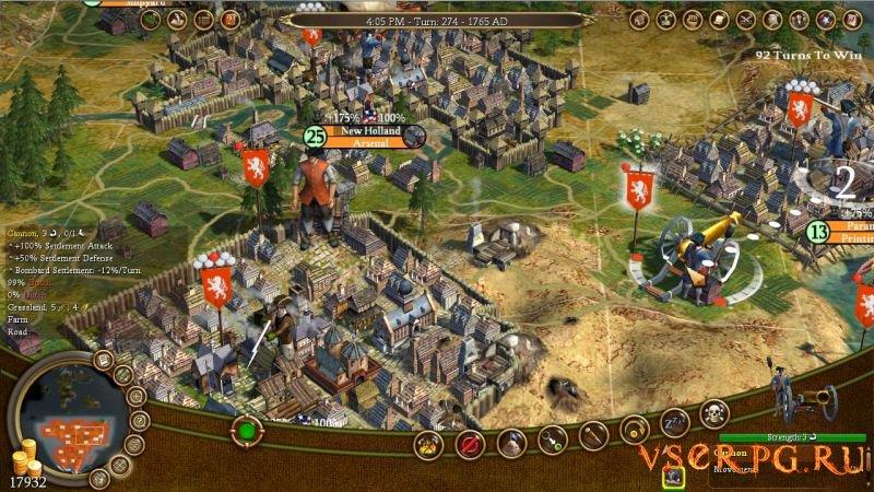 Civilization 4 screen 3