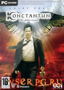Постер игры Константин: Повелитель тьмы