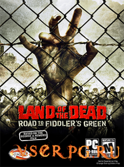 Постер игры Land of the Dead Road to Fiddlers Green