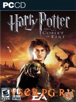 Постер игры Гарри Поттер и Кубок Огня