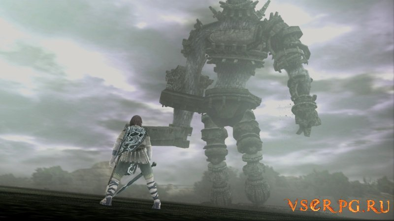Shadow of the Colossus PC screen 1