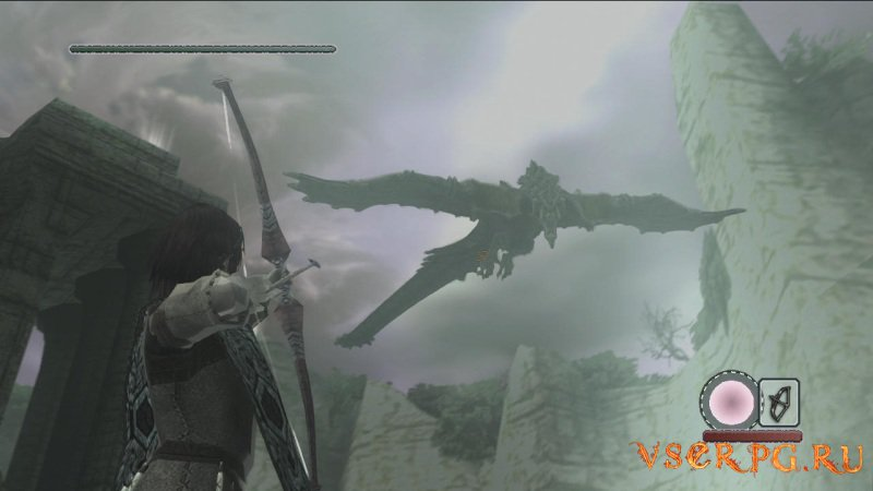 Shadow of the Colossus PC screen 2
