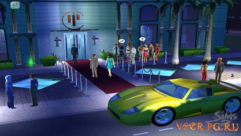 Симс 2: Ночная жизнь screen 2